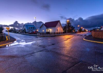Vogar - Tjarnargata 14 │ Iceland city Photography