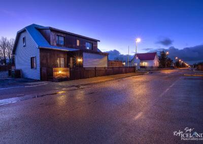 Vogar - Vogagerði 11 │ Iceland city Photography