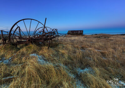 Eyðibýlið Bjarg Abandoned farm – South West │ Iceland Lan