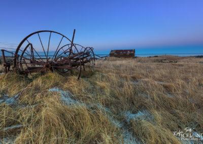 Eyðibýlið Bjarg Abandoned farm │ Iceland Photo Gallery