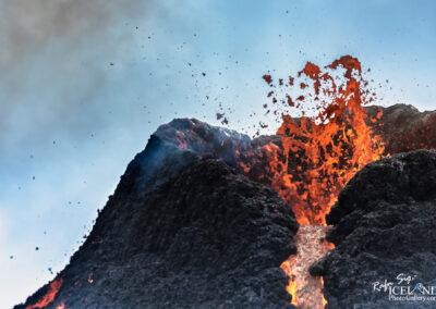 Geldingadalir at Fagradalsfjall Volcano Eruption │ Iceland Photo Gallery