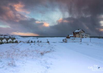 Hraun – Sigurðarhús Farms - South West │ Iceland Landscape