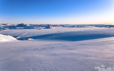 Mælifell seen from Mýrdalsjökull Glacier │ Iceland Photo Gallery