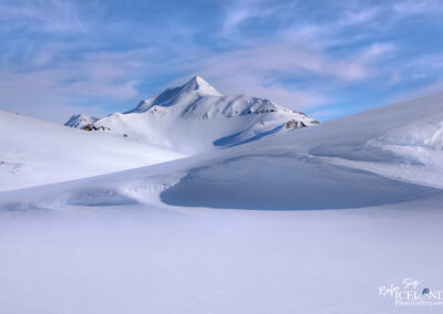 Mosahnjúkur Mountain │ Iceland Photo Gallery