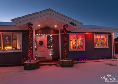 Vogar Christmas │ Iceland Photo Gallery