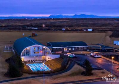 Vogar - Íþróttahús │ Iceland City Photography