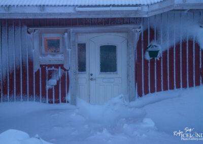 Vogar - Snow │ Iceland Photo Gallery