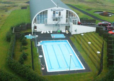 Vogar Swimming pool │ Iceland Photo Gallery