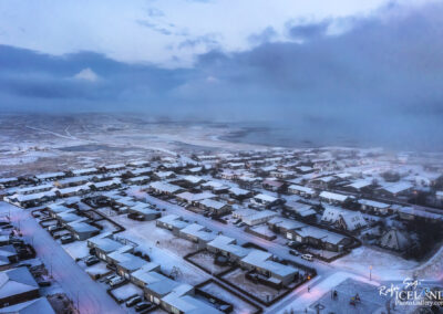 Vogar - Stapavegur │ Iceland City Photography
