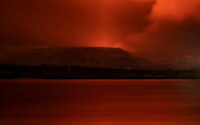 Vogar my small Home town and Geldingadalir Eruption │ Iceland