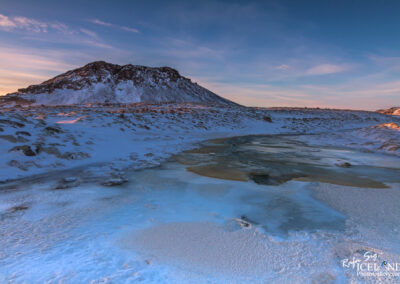 Arnarfell Volcano - South West │ Iceland Landscape Photography