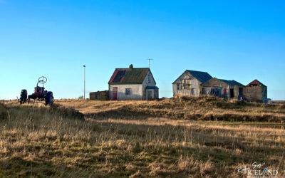Ásláksstaðir Abandoned Farm at Atlagerðistangi (2004) │ Iceland Photo Gallery