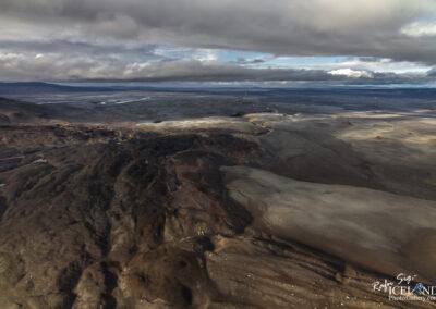 Dyngjuháls to Ódáðahraun lava field │ Iceland Landscape fr