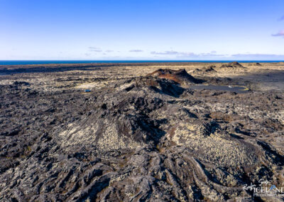 Eldvörp – Crader row from 13th century A.D. │ Iceland Photo Gallery