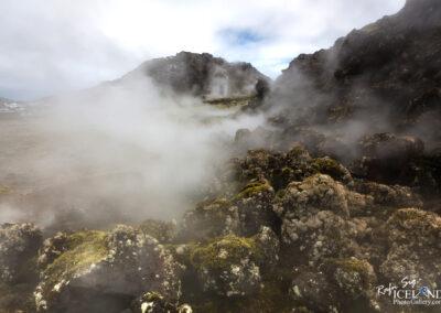 Eldvörp Volcano Craters │ Iceland Photo Gallery