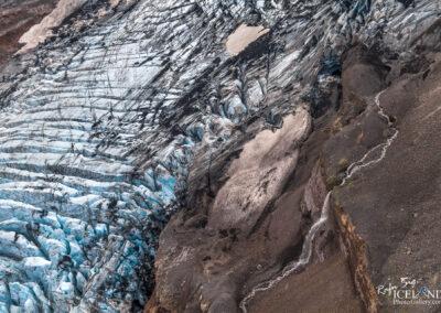Eyjafjallajokull Glacier Volcano Outlet │ Iceland Landscape fr
