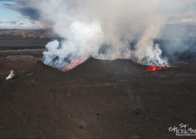 Holuhraun Volcanic eruption │ Iceland Landscape Photography