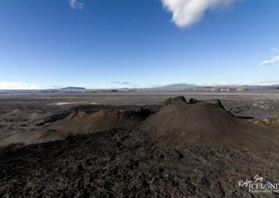 Holuhraun Volcanic eruption in the Highlands │ Iceland Landsca