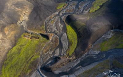 Illagil Canyon at Fjallabak Nyrðri │ Iceland Photo Gallery