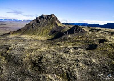 Ker on Tindaskagaheiði near Thingvellir │ Iceland Landscape f