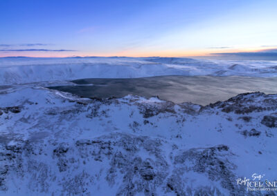 Kleifarvatn Lake │ Iceland Landscape Photography