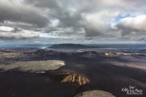 Krakatindur Volcano, Nýjahraun and Rauðkembingar – Iceland Photo Gallery