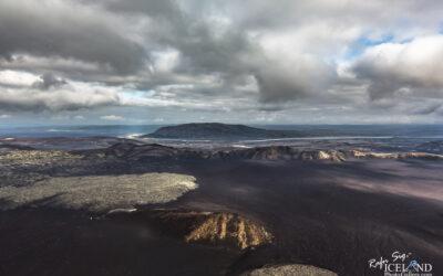 Krakatindur Volcano, Nýjahraun and Rauðkembingar │ Iceland Photo Gallery