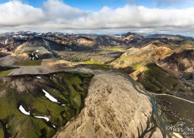 Landmannalaugar Highlands │ Iceland Landscape