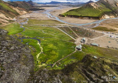 Landmannalaugar and the surroundings