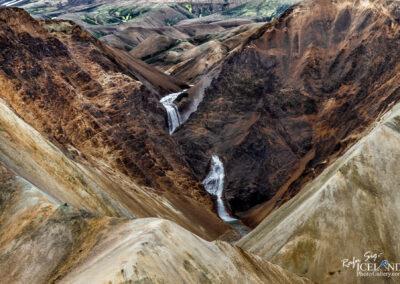 Landmannalaugar area in the Highlands │ Iceland Landscape from