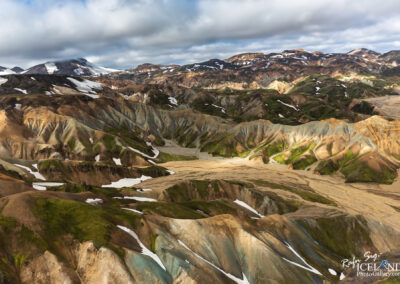 Landmannalaugar area in the Highlands │ Iceland Landscape