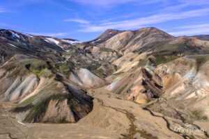 Landmannalaugar yellow Mountains – Iceland Photo Gallery