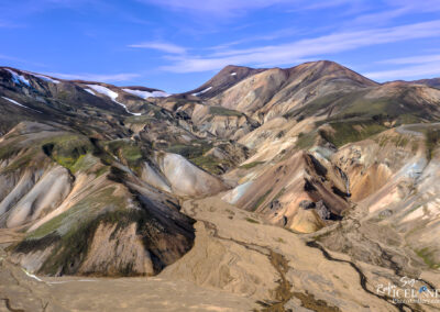 Landmannalaugar yellow Mountains │ Iceland Photo Gallery