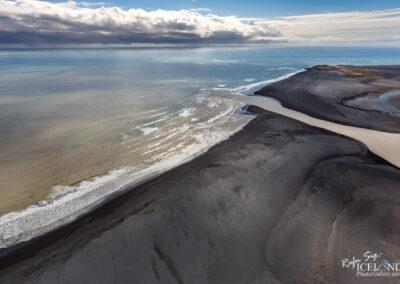 Suðurfjörur conflux - Black Beach │ Iceland Landscape from A