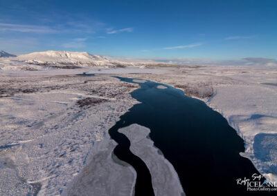 Tungufljót river │ Iceland Landscape from Air