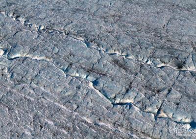 Veins in Vatnajökull glacier