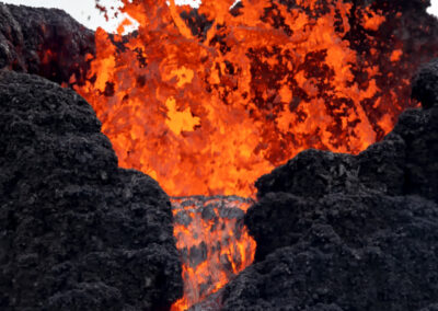 Fagradalsfjall Volcano Eruption │ Iceland Photo Gallery