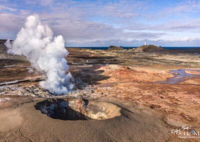 Gunnuhver Geothermal │ Iceland Photo Gallery