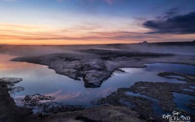 Snorrastaðatjarnir Lakes │ Iceland Photo Gallery