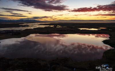 Hæðargarðsvatn and Skaftá River │ Iceland Photo Gallery