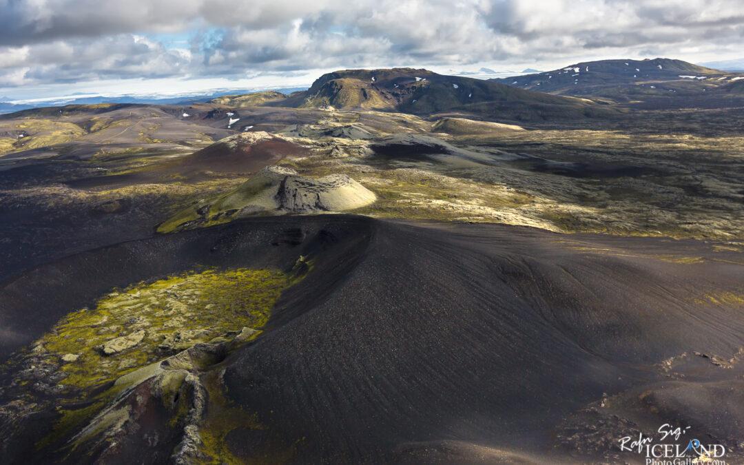 Lakagígar Craters – Iceland Photo Gallery