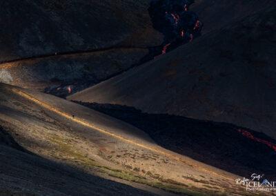 Nátthagi Lava falls │ Iceland Photo Gallery