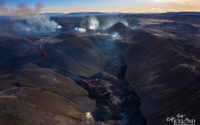 Nátthagi Eruption Site │ Iceland Photo Gallery