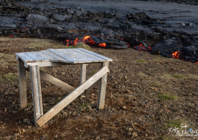 Nátthagi - The only table in the valley │ Iceland Photo Galle