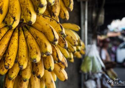 Banana in Baguio city - Philippines