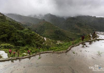 Banaue Rice Terraces - Philippine