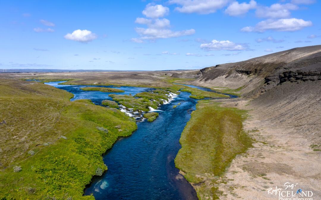 Fossabrekkur – Iceland Photo Gallery