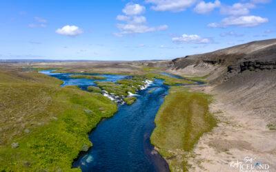 Fossabrekkur │ Iceland Photo Gallery
