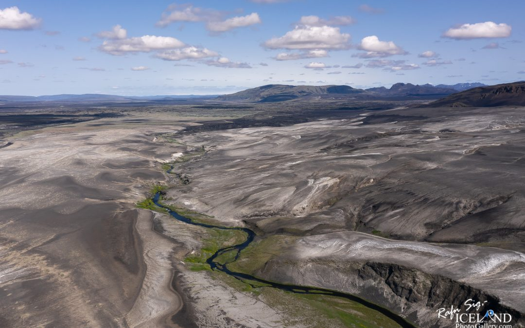 Rangárbotnar, Ytri-Rangá – Iceland Photo Gallery