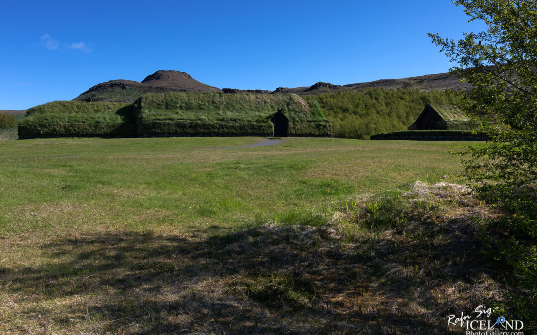 Þjóðveldisbærinn Stöng – Iceland Photo Gallery